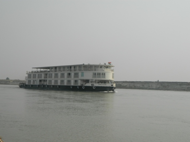 The Ganges Voyager Photo: (c) Subhsis Dey/VBREC