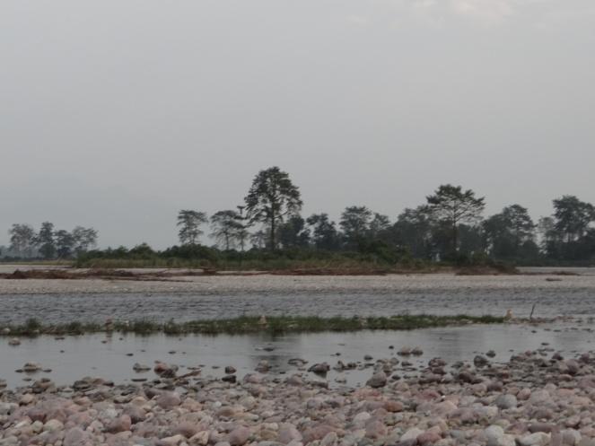 Dibang, further downstream of Nizamghat