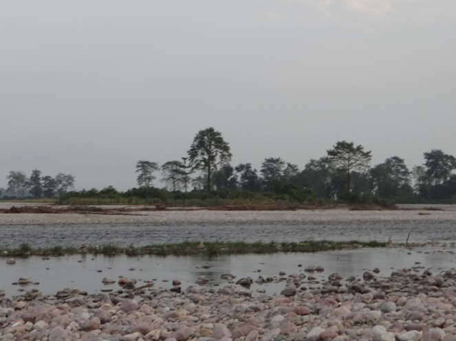 Dibang, further downstream of Nizamghat