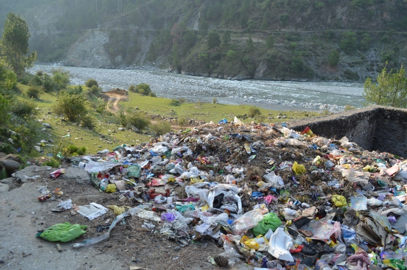 Barkot Waste