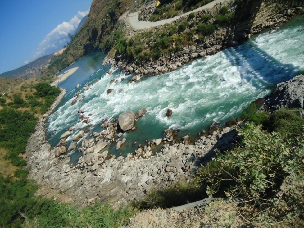 Punatsangchu River Nov 14