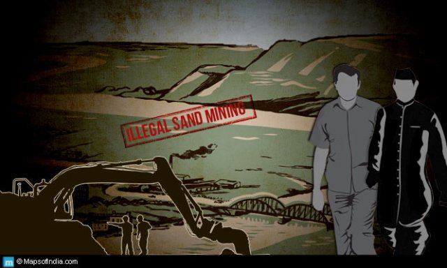 illegal-sand-mining-in-up