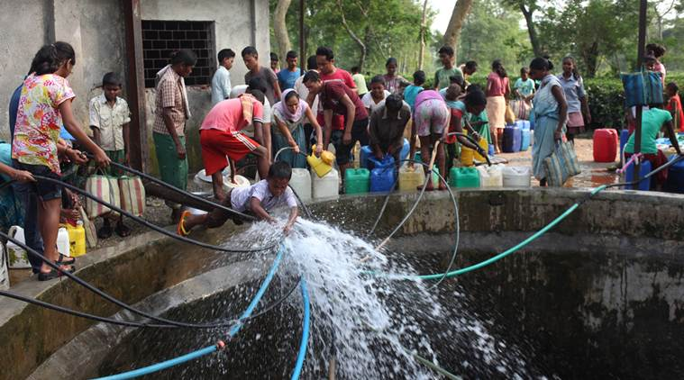 2016 Govt Plans National Water Commission