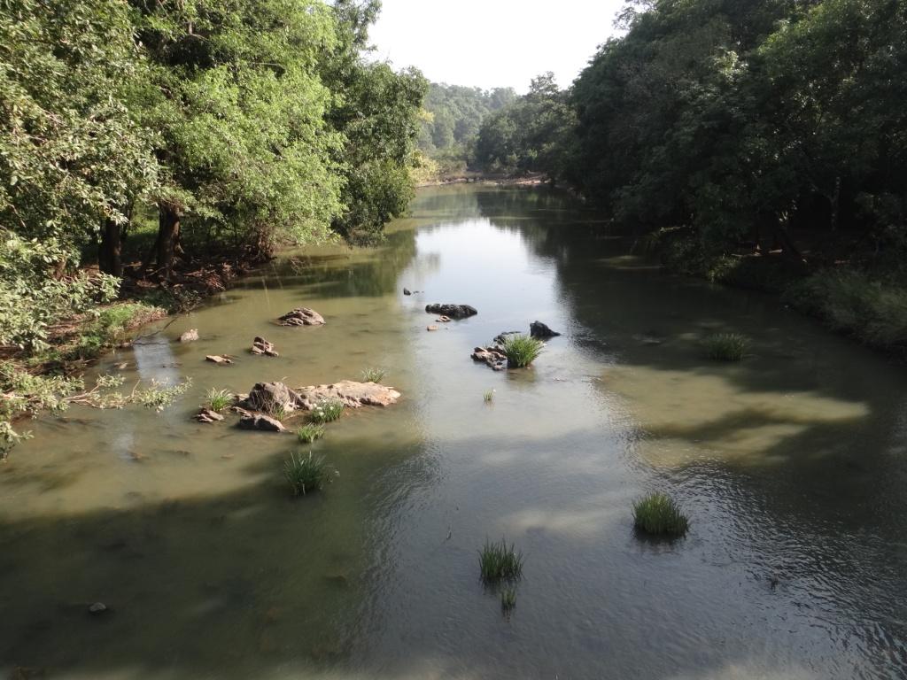 Malprabha River on the Eastern Flank
