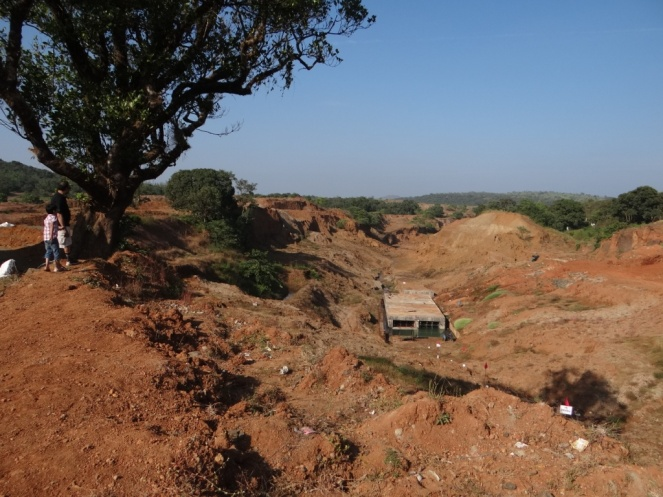 work on diversion done by Karnataka without clearances 1
