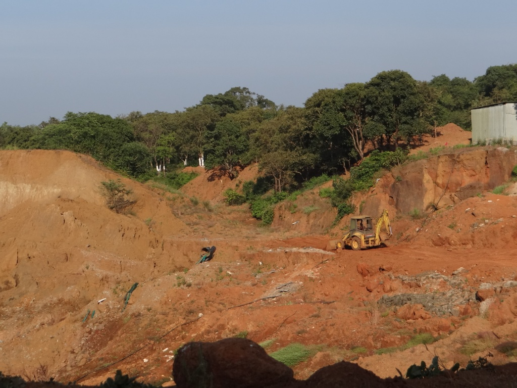 work on diversion done by Karnataka without clearances 2