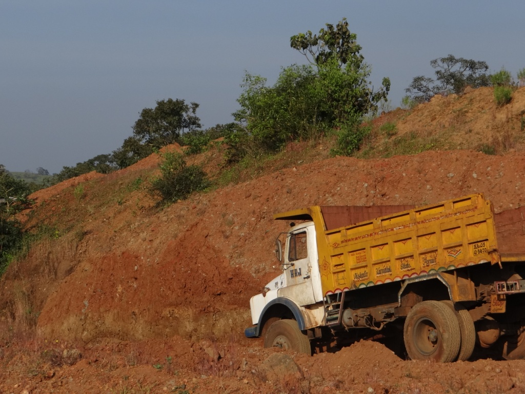 work on diversion done by Karnataka without clearances 4