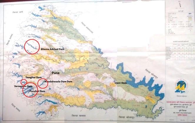 Pune Dams