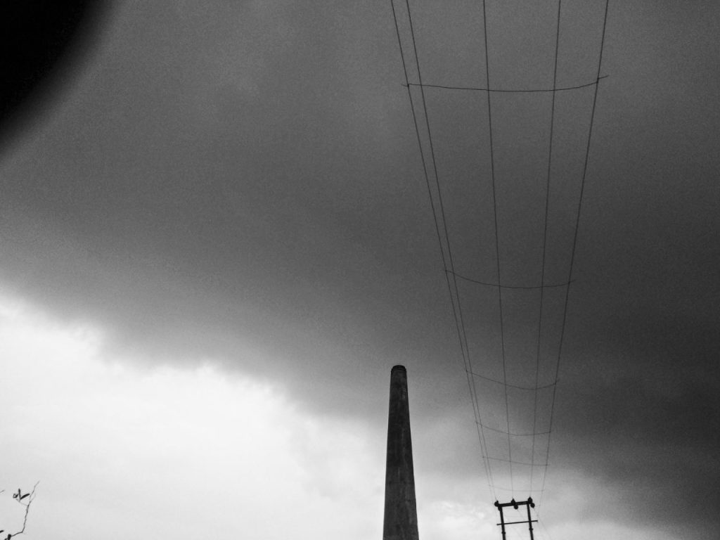 The dark clouds often linger over the heads of those not involved, not informed (Photo by Veditum)