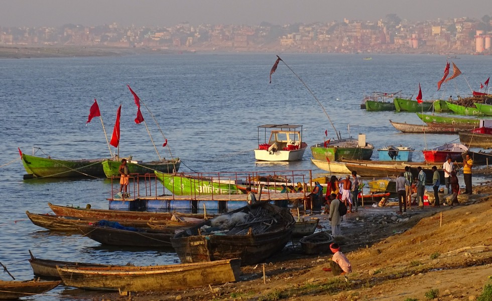 Impacts of Ganga Waterways Plan on its ecology and the people | SANDRP