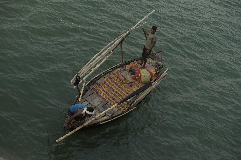 Fishermen Boat (Photo Green Ganges)