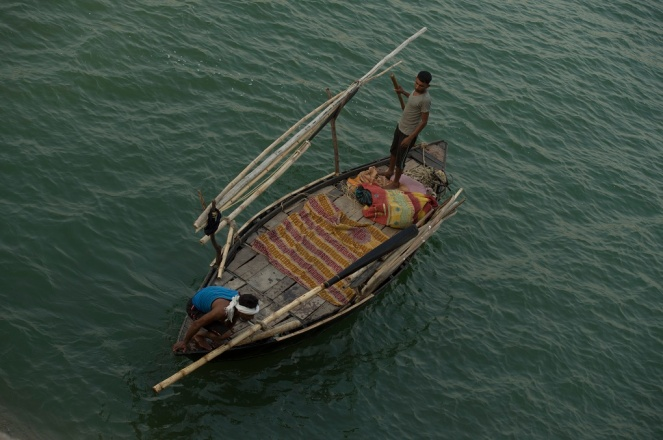 Fishermen Boat (Photo Green Ganges)