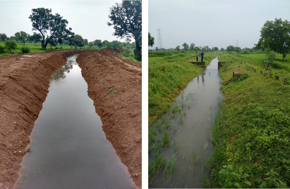 Distributaries of B3 branch canal started without completing main RBC
