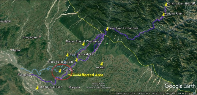 assam-flood-map