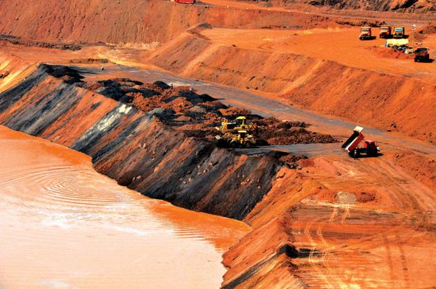 Figure 5: Mining in Goa (Photo: The Hindu)