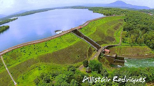 Figure 6: Salaulim Dam Goa (Photo: AllistairRod on flickriver)