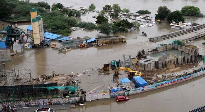 Chennai Floods of Dec 2015 (Photo: The Hindu)