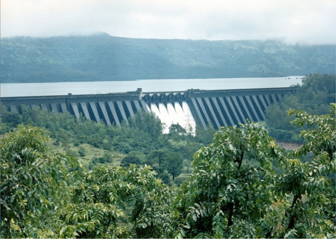 Koyna Dam (Photo: Arpit Mishra Blog)