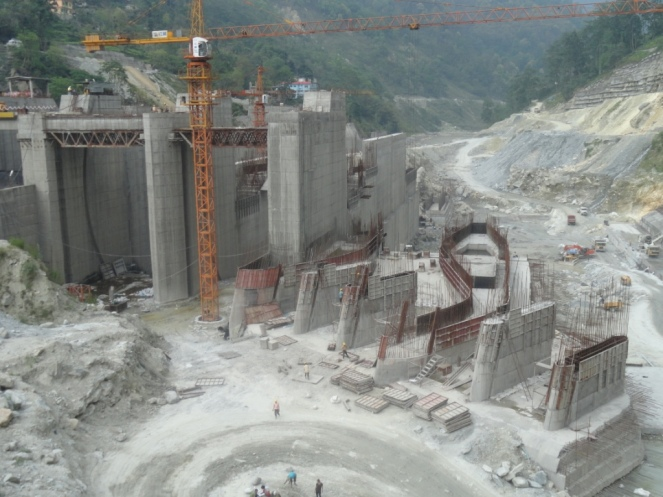Teesta Stage VI Hydroelectric Project