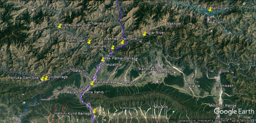 Dams on Yamuna rivers 2.jpg