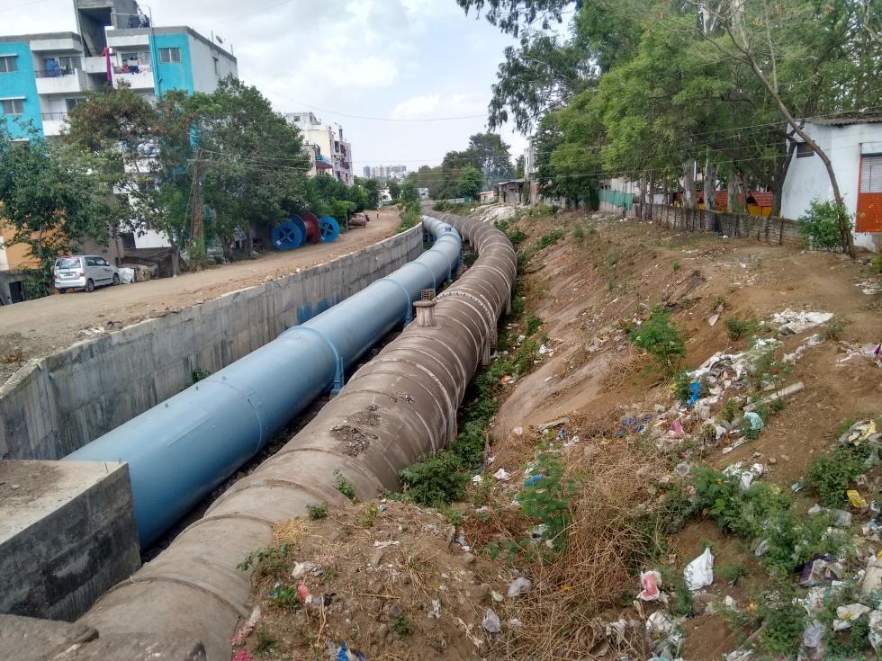 khadakwasla-pipeline
