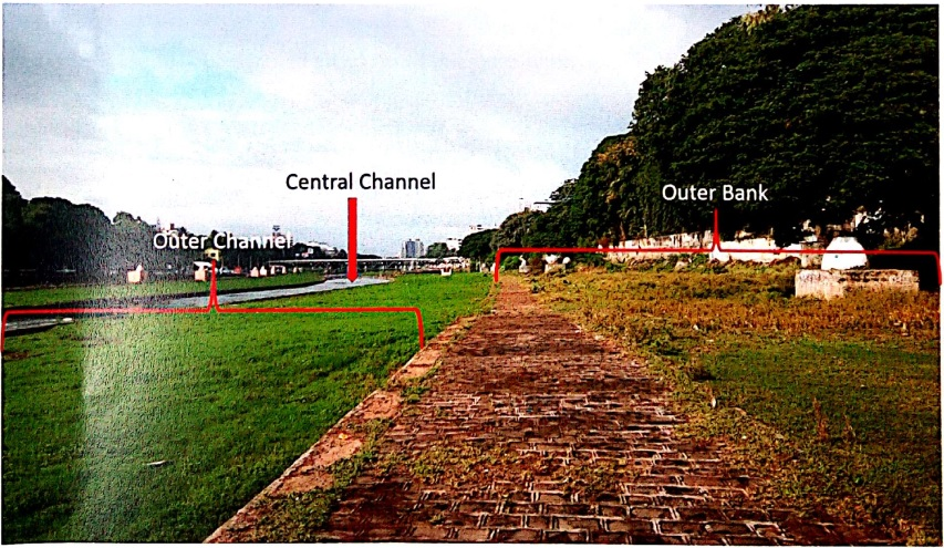 Mutha riverbank to be affected by the proposed Metro (Source: Report of Technical Support Group on Biodiversity of PMC)