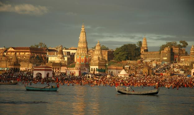 Pandharpur wari, the yearly pilgrimage at Pandharpur (Source: pandharpurwari.com)