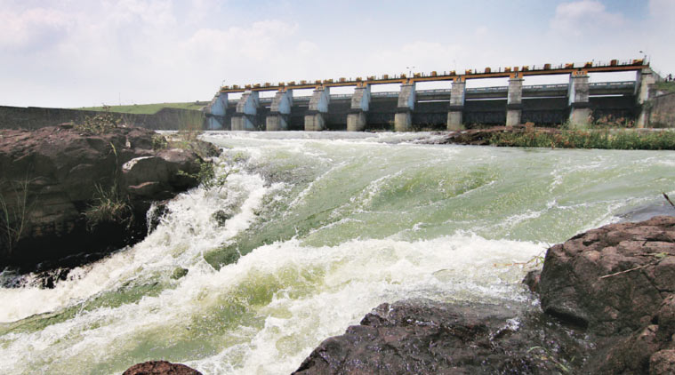 Gangapur Dam (The Indian Express)