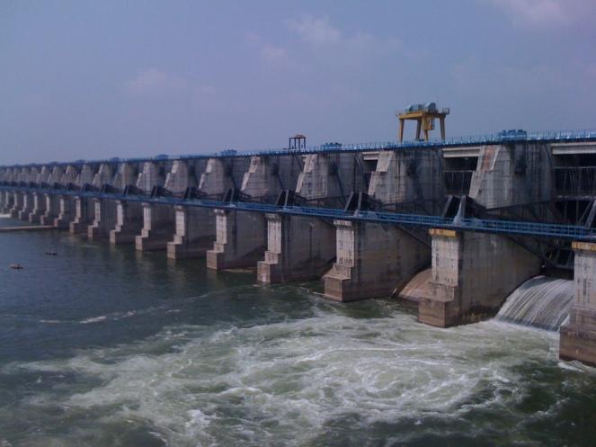 Gosikhurd Dam (Amol Katwar on Flickr.com)