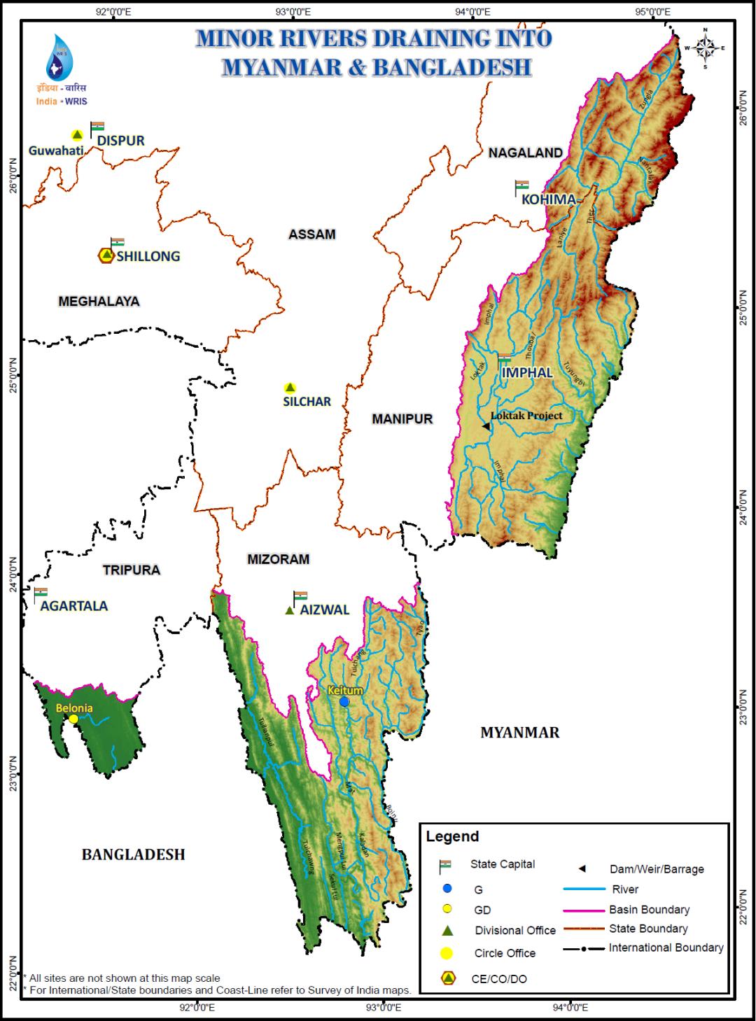 Myanmarbangladesh