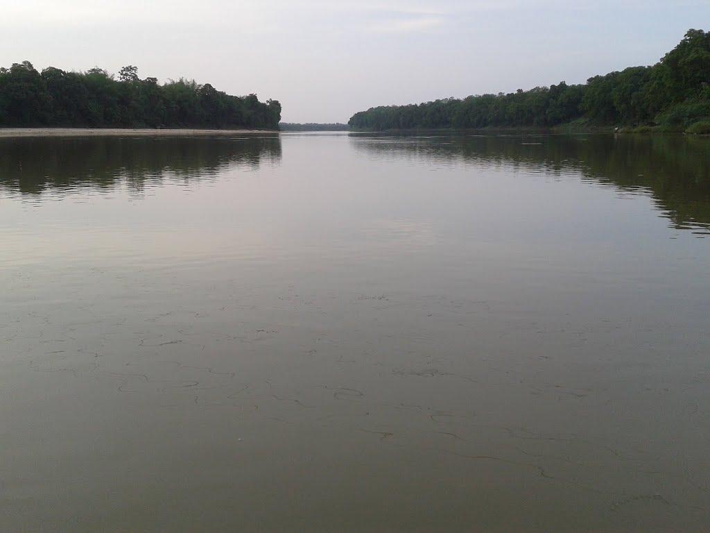 Wainganga (Tanmay Jethwa on Panoramio.com)