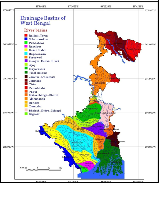 west bengal rivers