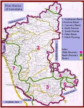 Karnataka Rivers Profile – SANDRP