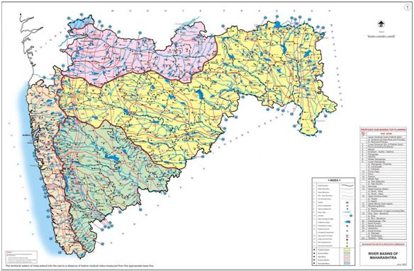 Maharashtra Rivers Profile – SANDRP on ajanta on map, goa map, bihar map, india map, nagaland map, arunachal pradesh map, madhya pradesh map, kashmir map, andhra pradesh map, west bengal map, aurangabad map, nagpur map, chhatrapati shivaji international airport map, meghalaya map, pune region map, punjab map, gujarat map, palghar district map, tripura map, mumbai map,