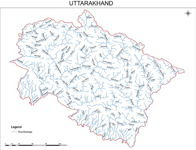 uttarakhand rivers profile sandrp