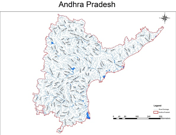 Rivers Profile of Andhra Pradesh and Telangana States – SANDRP on