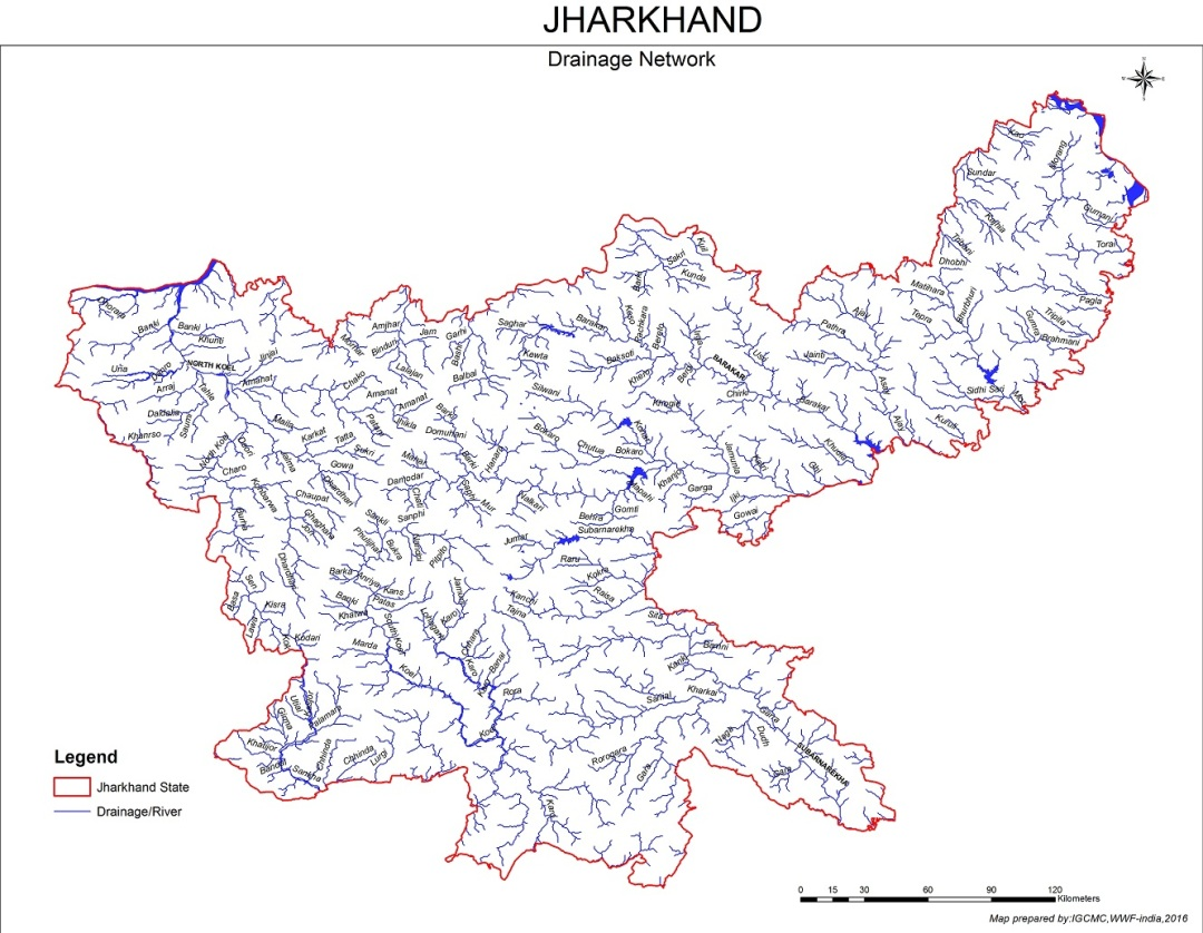 Jharkhand_Drainage_map1