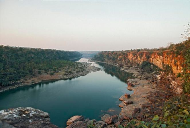 part of proposed Ken-Betwa link submergence area
