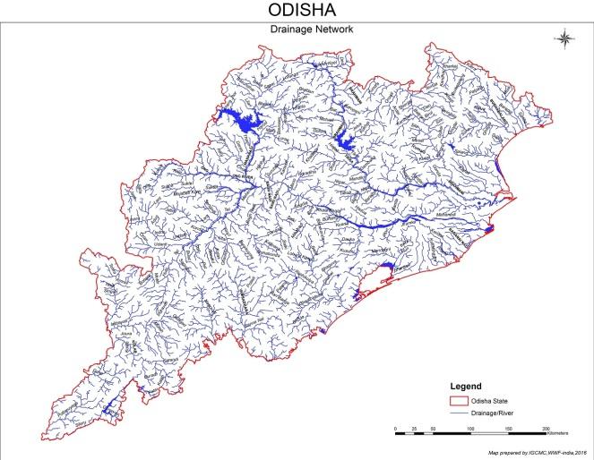 Odisha Rivers Profile – SANDRP