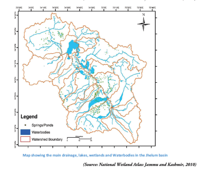 Jhelum wetlands