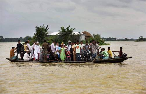 Image result for south asia floods over 1200 killed by floods 2017
