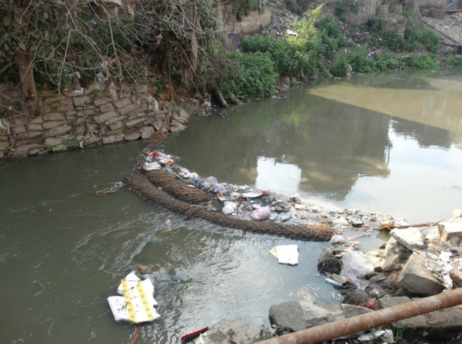 INTACH pilot project reduces Assi River Pollution in Varanasi by 70