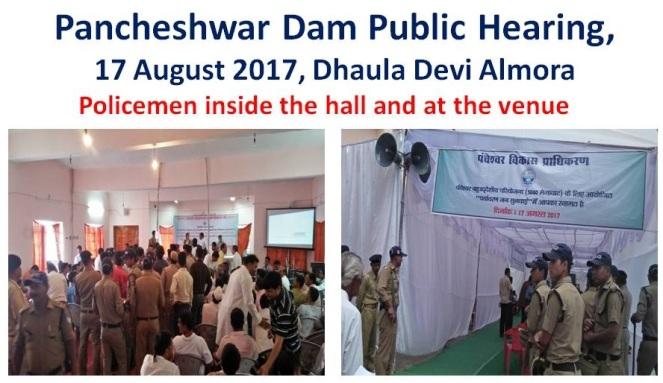 Pancheshwar Dam EPH Almora