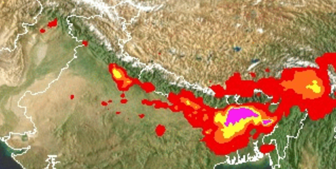 Brahmaputra basin faces unprecedented flood wave in Aug 2017