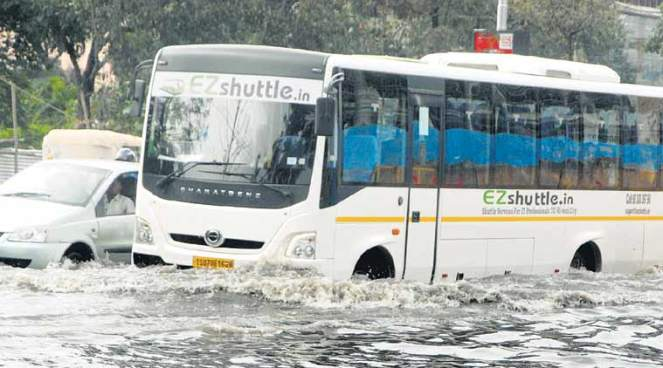 GHMC fully equipped ahead of Monsoon flooding
