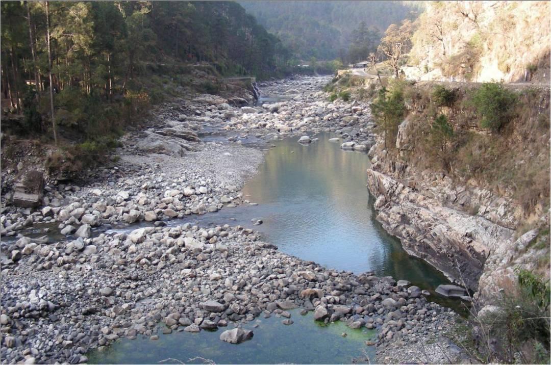 Captive river Picture