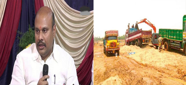 Govt fixes prices for loading, transportation of sand