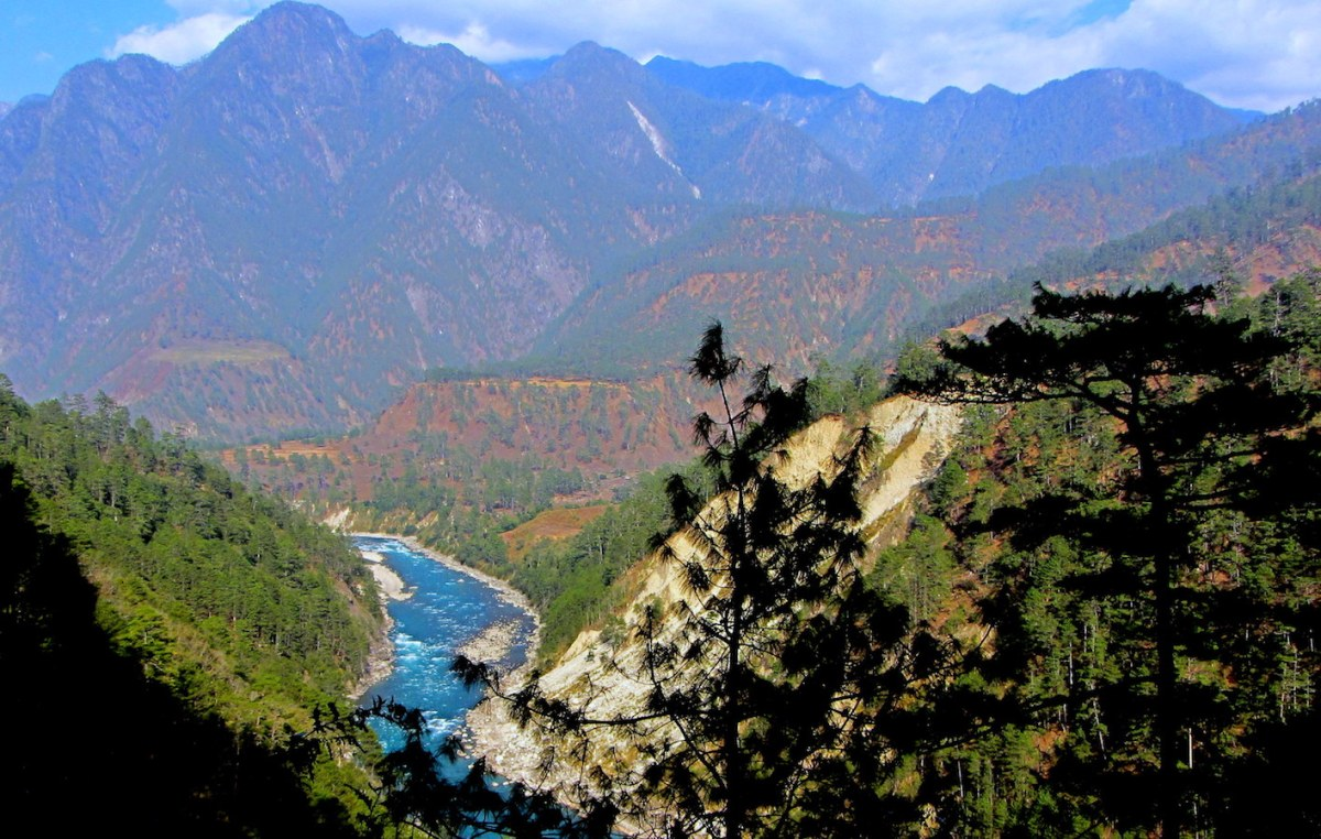 Photo Journey along free flowing Lohit River in Arunachal ...