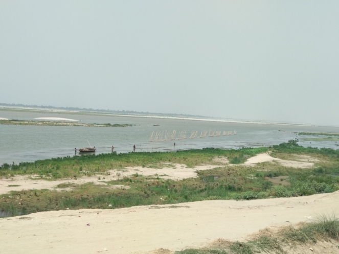 Bandalling in NW1- Ganga LR