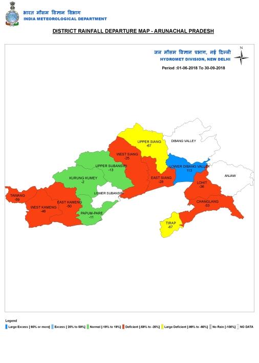 Arunachal Pradesh Cumulative